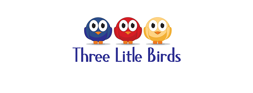 Three Little Birds English