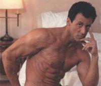 Le saviez-vous?L'étalon italien, Rocky la star... du film (très) osé Stallone-mannequin