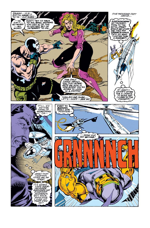 Captain America (1968) Issue #410 #359 - English 19