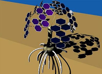 El proyecto plantoid de Plantas Robóticas