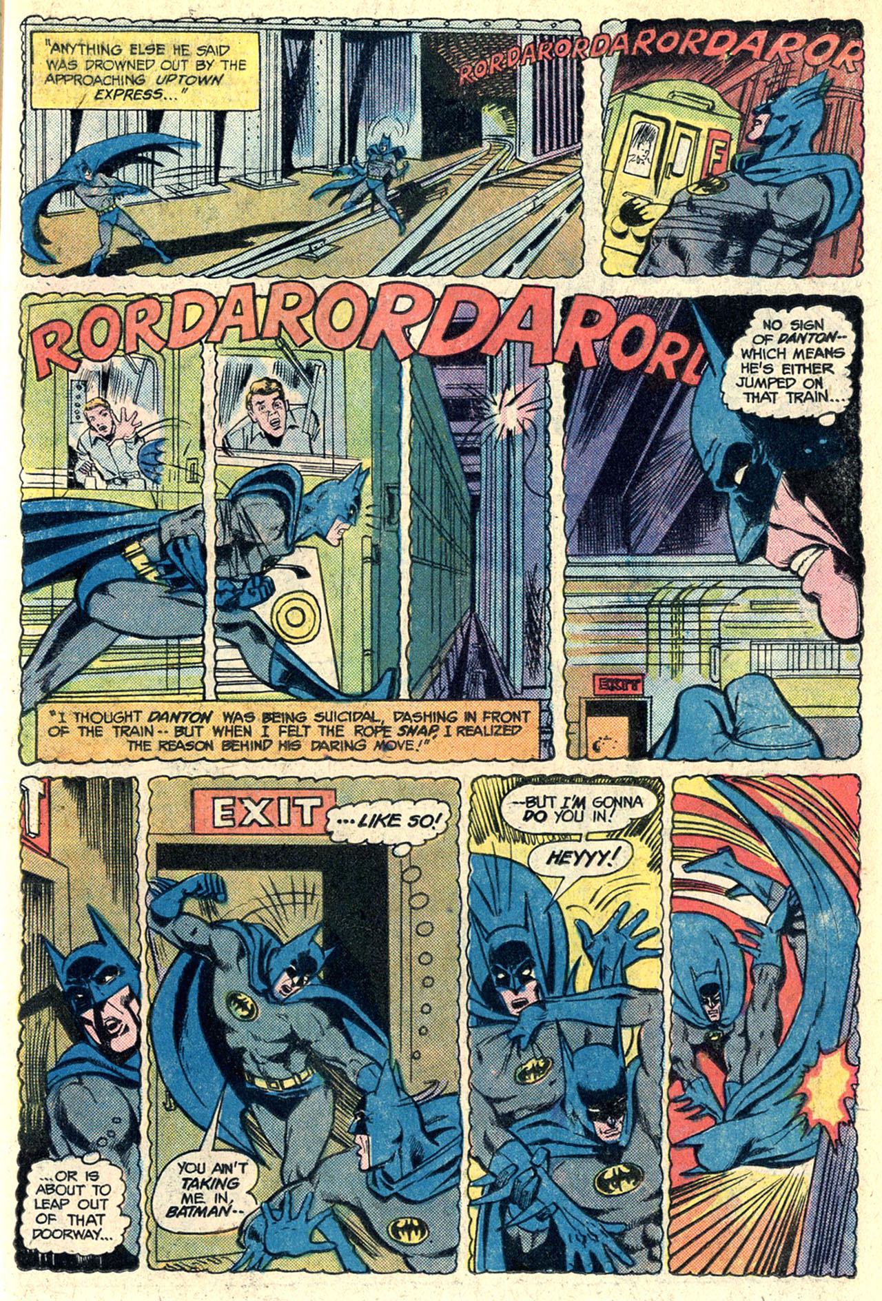 Detective Comics (1937) Issue #467 Page 12