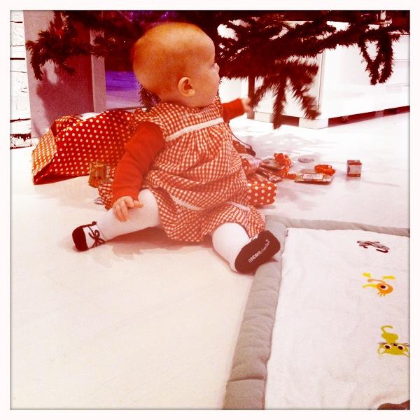 Barnen fick (ännu mer) julklappar igår fcda5f2f655c1