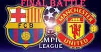 Pertarungan Final Liga Champions 2011 Barcelona Vs Manchester United | Prediksi Skor Final Liga Champions Barca Vs MU