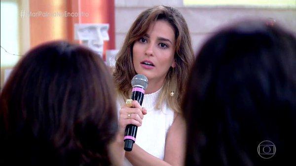 """""""Chorava ao decorar o texto"""", conta atriz que deu vida à Sofia em """"Totalmente Demais"""""""