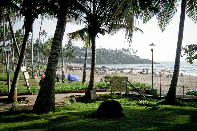 Tourist destination Kovalam. Get tour deal with fill contact form