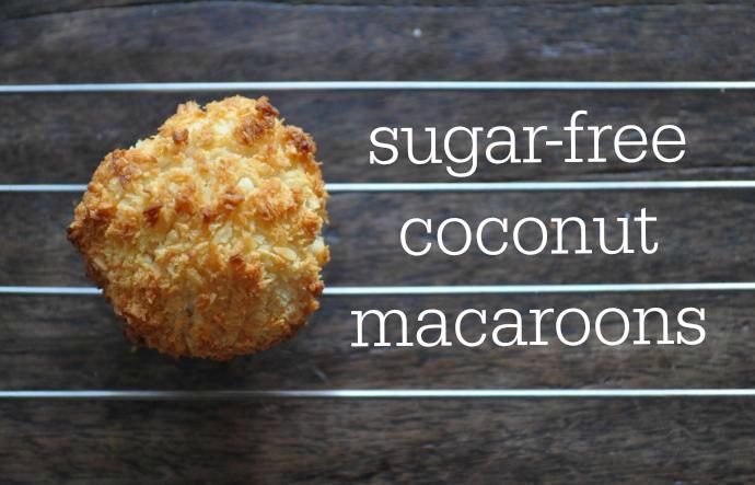 IQS, I Quit Sugar, Sugar-free, Macaroons