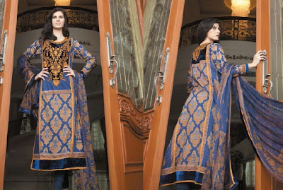 Al-Zohaib Textile Eid Collection 2013-2014 By Rizwan Beyg