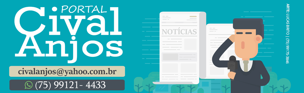 PORTAL DO CIVAL ANJOS | SERRINHA - BA| AS PRINCIPAIS NOTÍCIAS DE SERRINHA E DA REGIÃO DO SISAL!