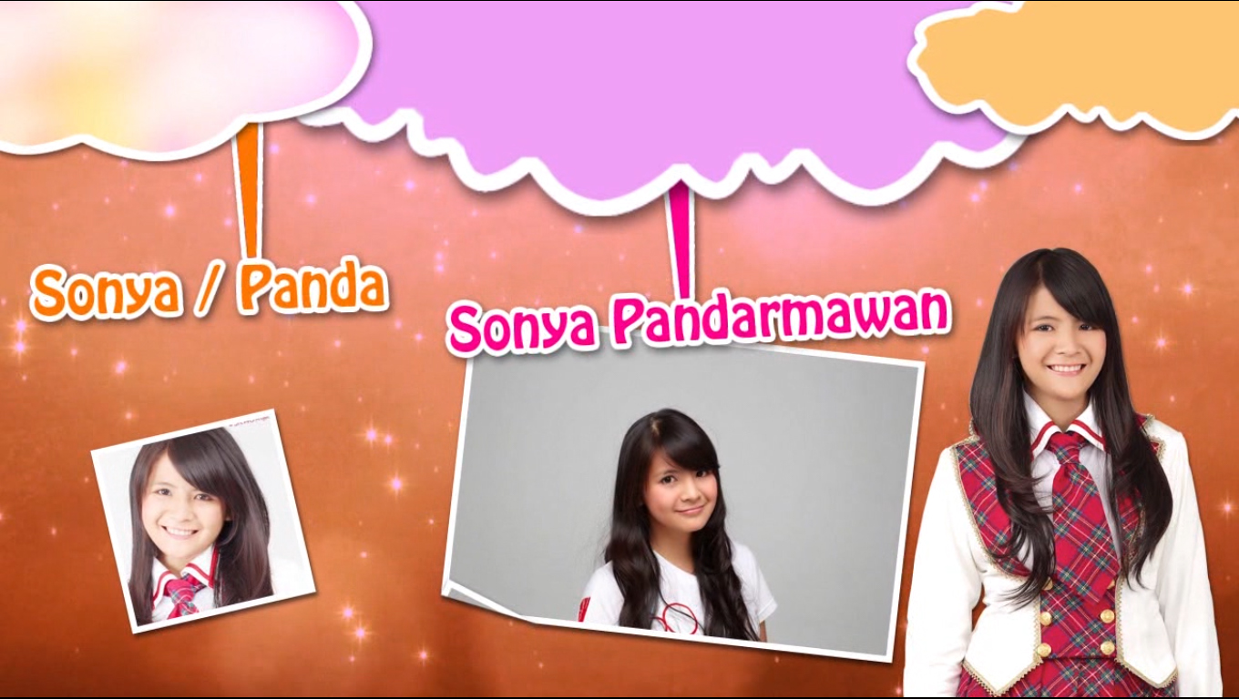 Wallpaper Sonya JKT48