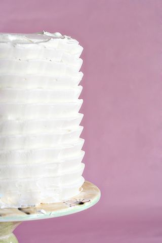 Cake Decorating Icing Tips Tricks : Be Different...Act Normal: DIY Icing Comb