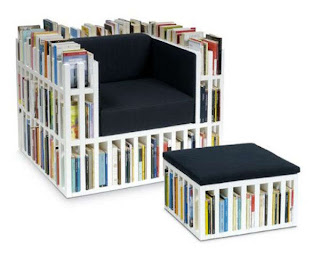 Библиотечная art-мебель