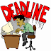 Deadline Yourlife, Waktu Anda Terbatas