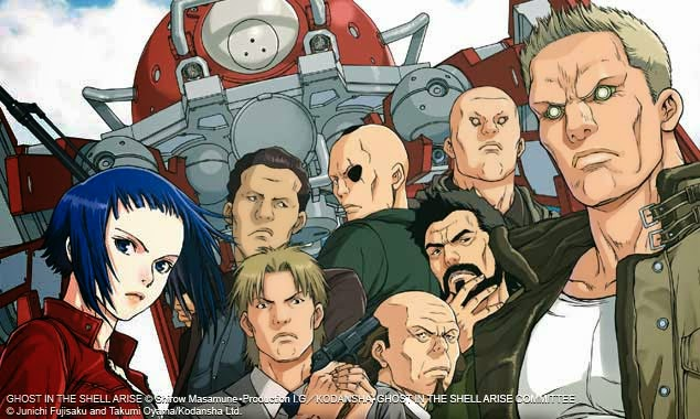 GHOST IN THE SHELL ARISE, IN ITALIA IL MANGA DI JUNICHI FUJISAKU E TAKUMI OYAMA PER STAR COMICS