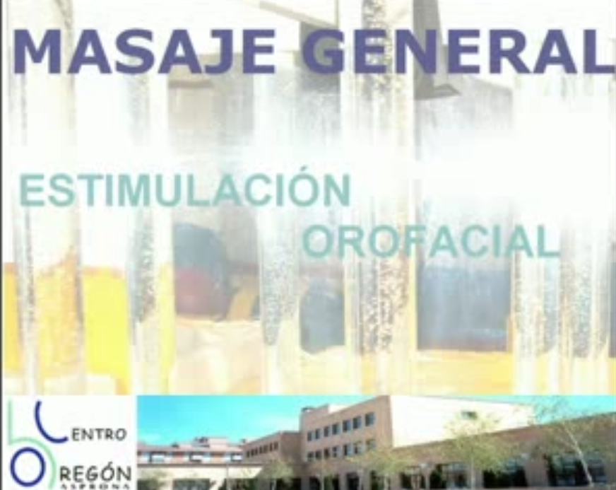 MASAJE OROFACIAL