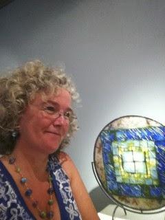 Artist and Mandala