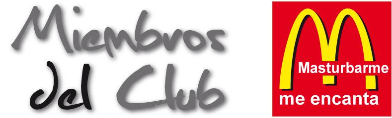MIEMBROS del Club