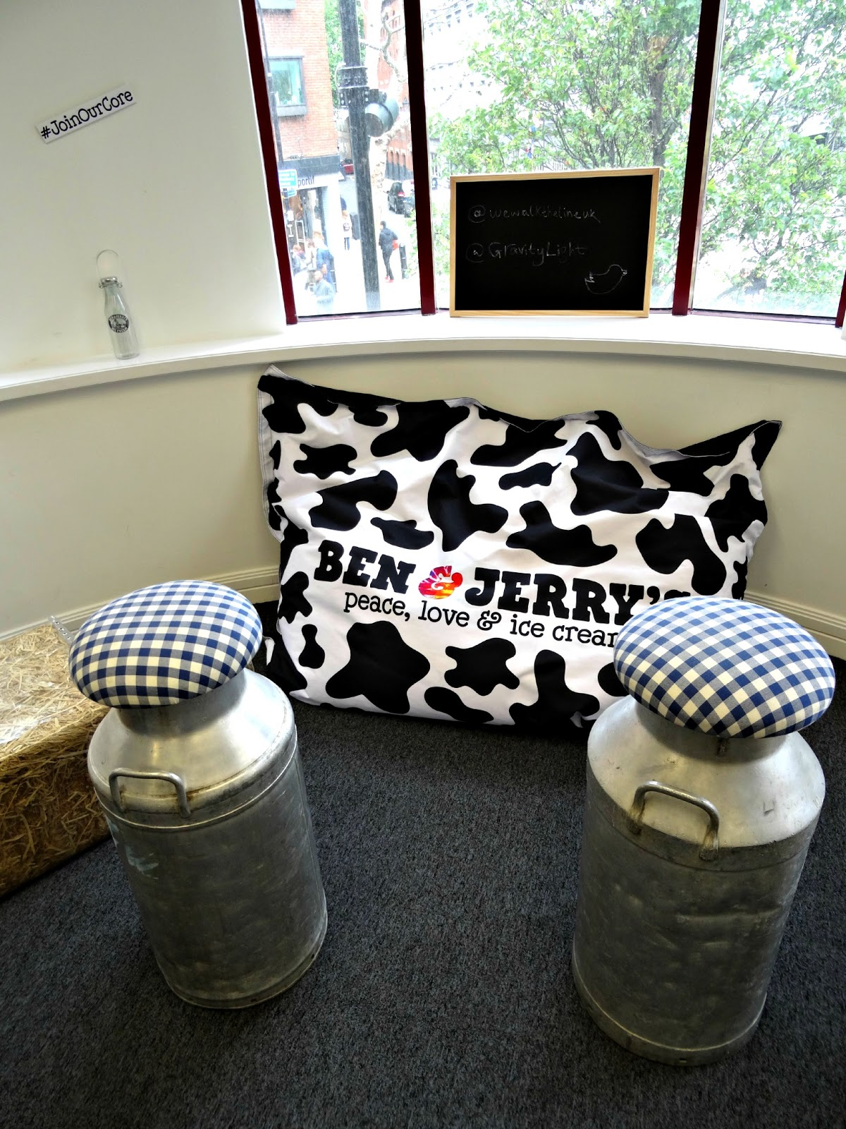 Join our Core Ben and Jerrys Covent Garden office