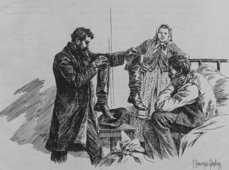 raskolnikov vs razumihin Characters of crime and punishment: russian names before you begin crime and punishment, there is something you should understand about russian names.