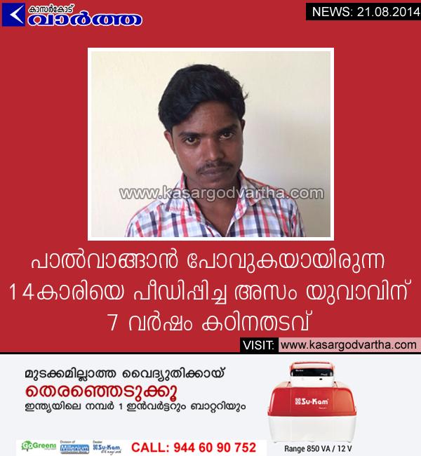 Kasaragod, Kerala, Molestation, Girl, Prosecution, Case, Police, Court,
