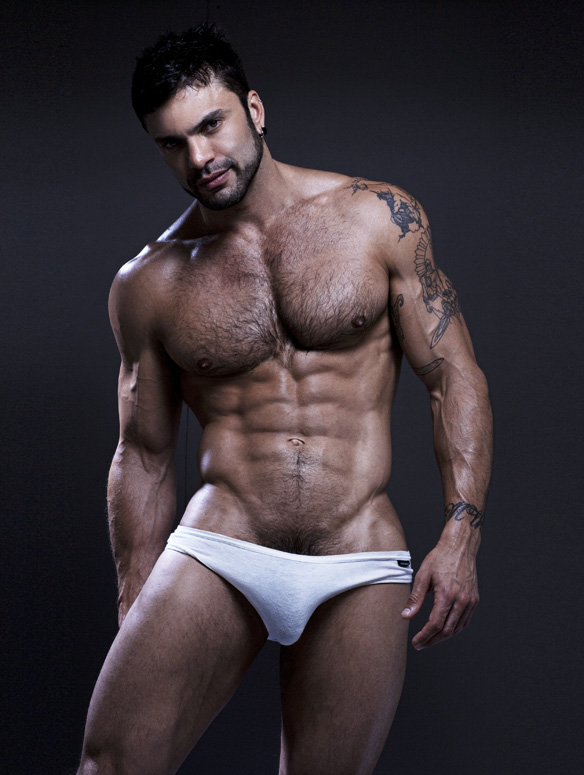 HairyDads&Co: Hot Aussie: Rogan Richards