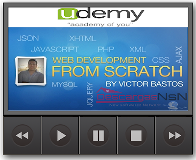Udemy: Become a Web Developer from Scratch
