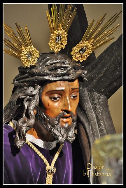Rostro del Señor de las Tres Caídas de Triana 2013