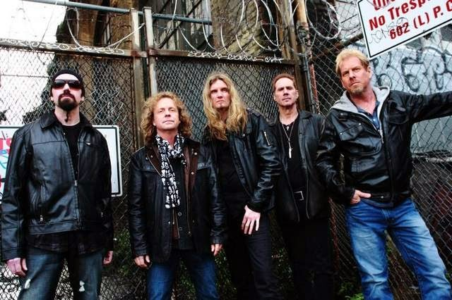 Night Ranger - band