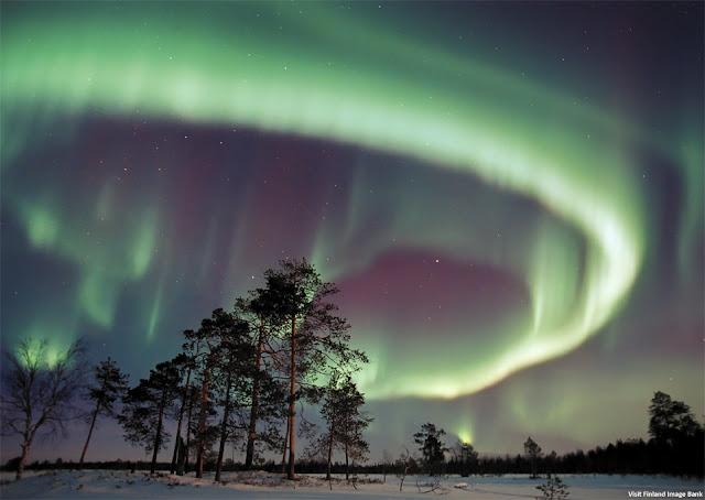Aurora Boreal - Viajerum
