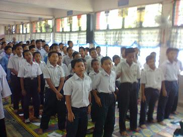 semoga berjaya dalam upsr 2011