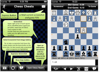 Never lose a game of chess again.