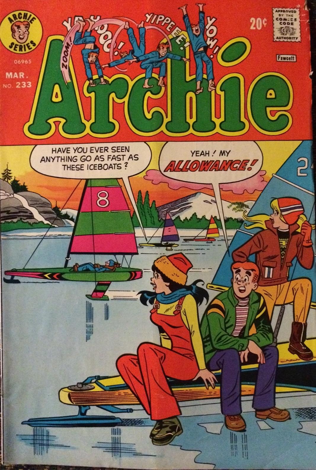 Archie's Back!