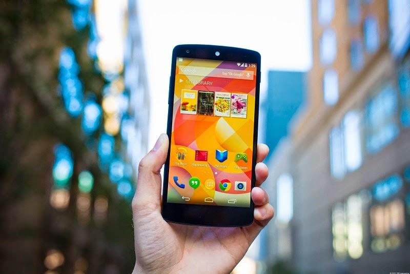 Google Nexus 5 (LG)