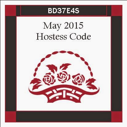 Hostess Code For May