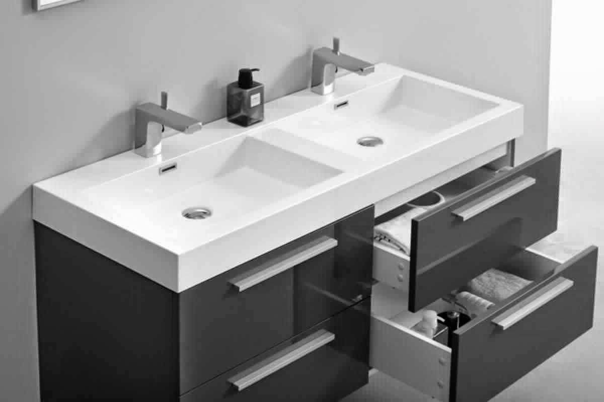 Meuble salle de bain 120 cm ikea femandm - Ikea meuble sdb ...