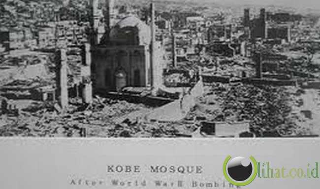 Masjid Kobe, Jepang
