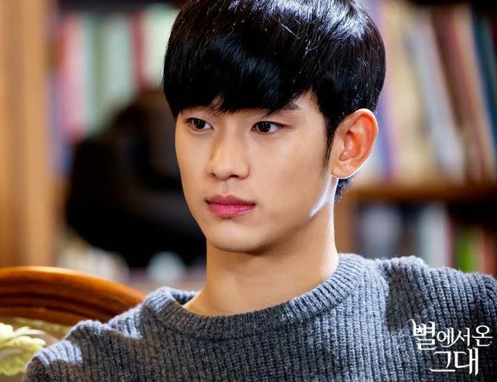 Kim Soo Hyun, Aktor Tampan Berbakat