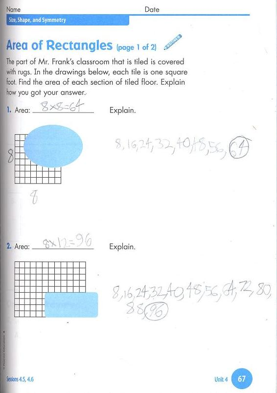 Answers also Pearson 3rd Grade Math Worksheets additionally Worksheet ...