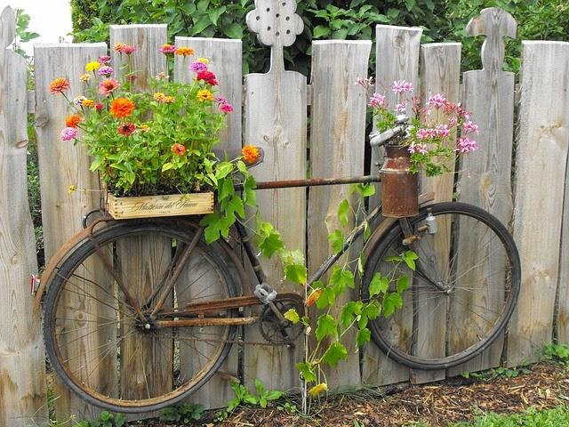 ArteCasa  Mari Rodrigues Segunda  Inspiração, Bicicletas e Flores