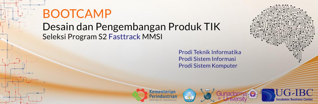 Bootcamp Desain dan Pengembangan Produk TIK