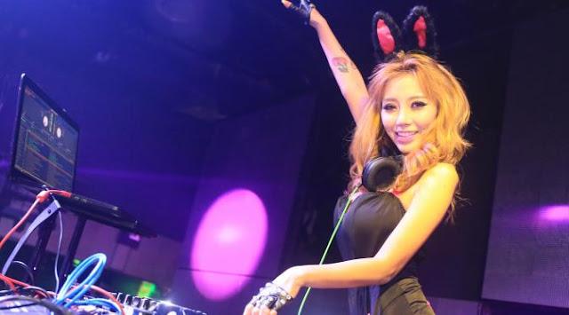 Super Sexy, Inilah DJ Wanita Paling Hot Se-Asia di 2015
