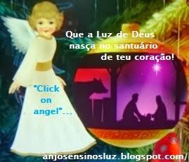 Anjinhos & Anjo de Natal