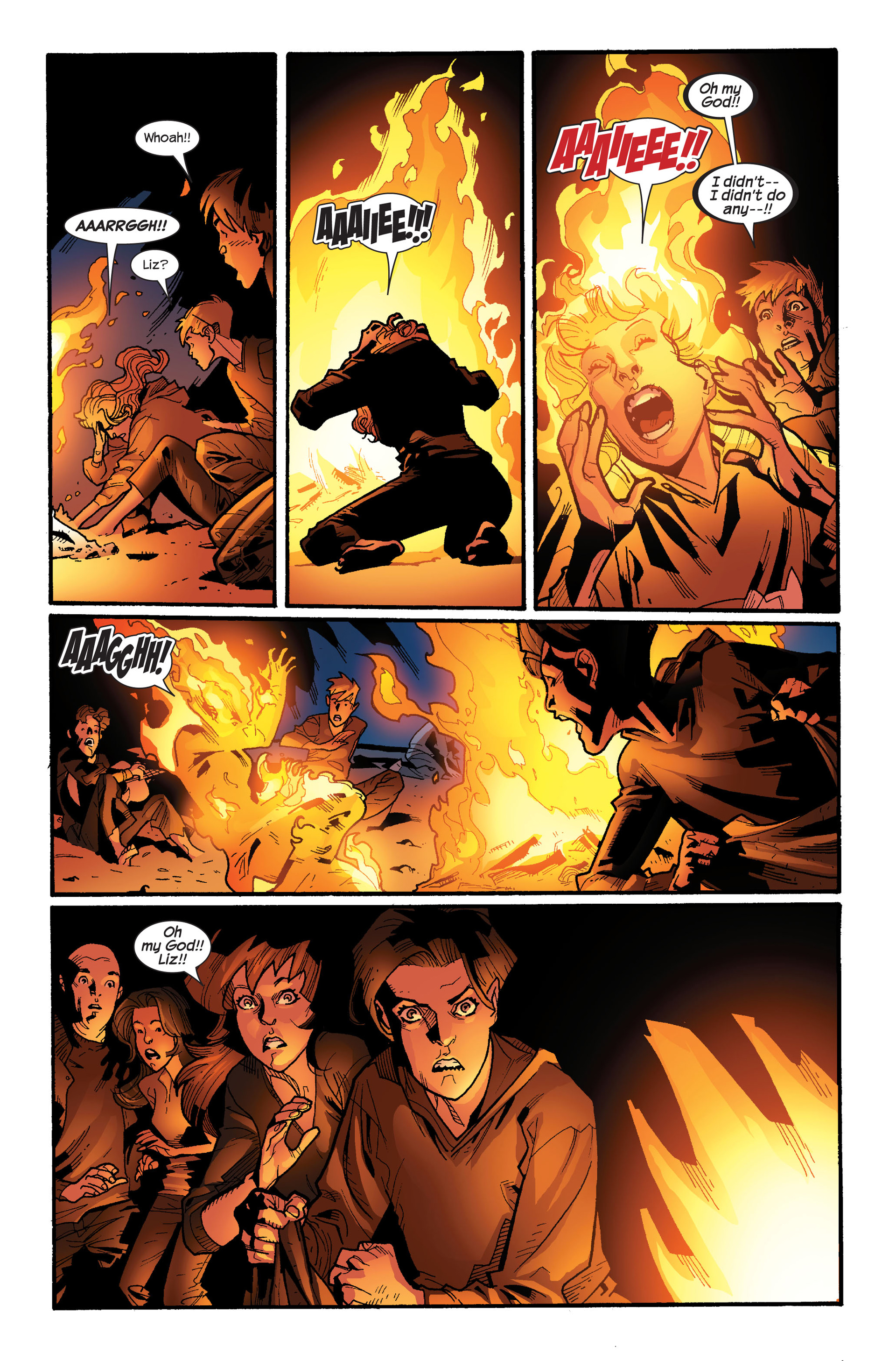 Ultimate Spider-Man (2000) Issue #118 #122 - English 20