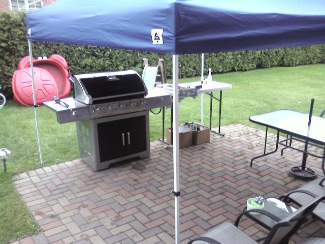Smoke dreams bbq montreal grillfest - Gazebo get upcoming barbecues ...