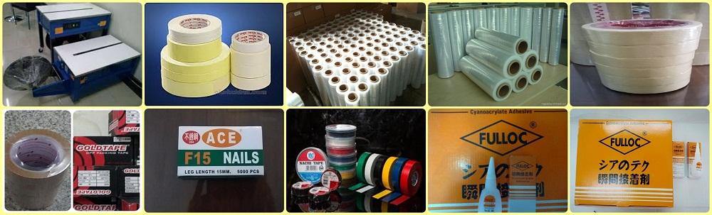 Peralatan serbaguna untuk segala jenis Packing