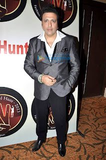 Govinda is a Judge for 'Indian Model Hunt 2013'