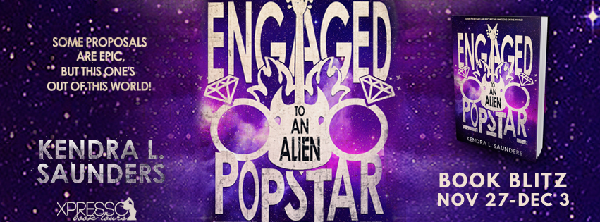 Engaged To An Alien Popstar Book Blitz