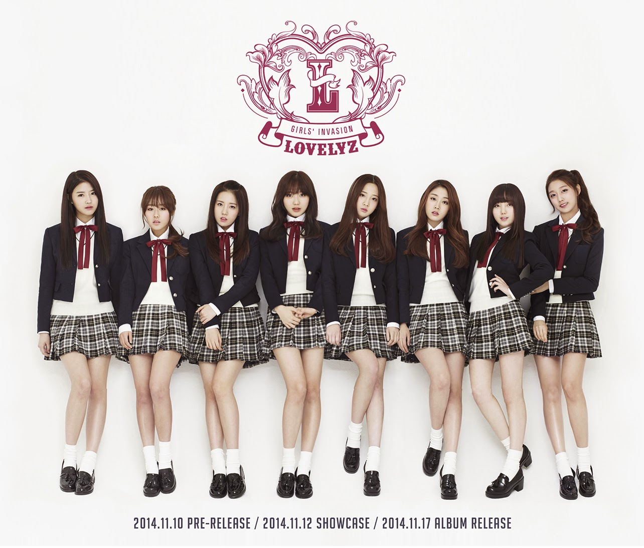 Lovelyz Good Night Like Yesterday
