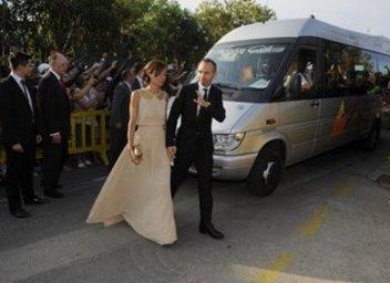 xavi hernandez wedding pictures