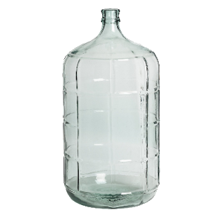 Brewer's Glass Beer Carboy