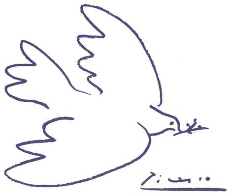 Το περιστέρι της Ειρήνης του Πάμπλο Πικάσο